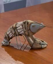 🌟Natural-Look Coastal Sea Life Lobster Sculpture Figurine Home Decor