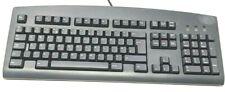 PS/2 UK Keyboard United Kingdom  Grey 062-0046-001