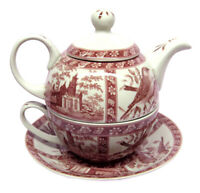 "Russian Caravan Tea For One 3 pice Set  ""Vera"" - AU Shop"