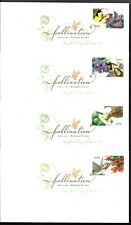 US FDC 2007 Pollination 4 Unaddressed Uncacheted First Day Covers |