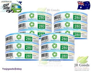 12xNeatforbaby Nappy Disposal Cassette Refill Angelcare Playtex Genie Compatible