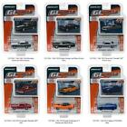 GREENLIGHT 13170 MUSCLE SERIES 17 FAST AND FURIOUS SET OF 6 DIECAST CARS 1:64