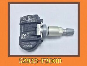 GENUINE FACTORY OEM tpms Tire Pressure Monitor Sensor 52933-F2000 D4100 D9100