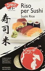 2 X Riso per Sushi 1 kg. BIYORI