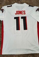 2020 Julio Jones #11 Atlanta Falcons White Away Jersey Men's Size Medium NSTOCK