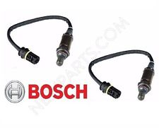 Set of 2 Genuine Bosch Direct for Front/Upstream Oxygen Sensor's For BMW NEW