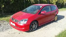 Honda Civic EP3 EP SI 2001-05 Breaking For Spare Parts wheel nut Type R K20A2