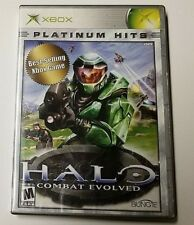 Halo: Combat Evolved Platinum Hits Xbox 2004