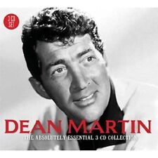DEAN MARTIN - THE ABSOLUTELY ESSENTIAL 3CD COLLECTION 3 CD NEUF