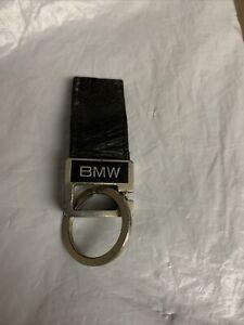 BMW Sport Leather Keyring
