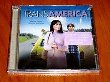 TRANSAMERICA - Original motion picture soundtrack - Precintada