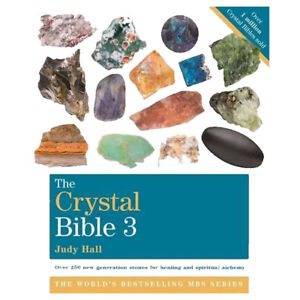 The Crystal Bible Volume 3 Godsfield Bibles by Judy Hall Paperback NEW