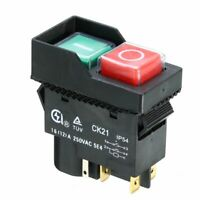 Electric On Off Switch Electromagnetic Switches For Minimix Cement Concrete 240V