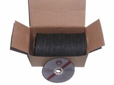 "(box of 50) 4""  Cut Off Wheel for Steel Type 1 Flat abrasive weld grinder"