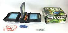 Milton Bradley Electronic Battleship Advanced Mission Game 2005 WORKS