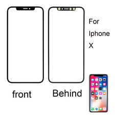 Touch Screen Panel Front Outer Glass Lens For iphone X Replacement A+++
