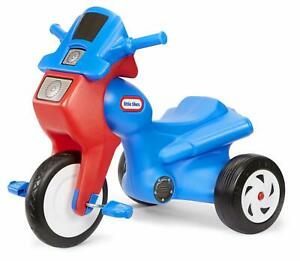 Little Tikes Classic Sport Cycle Pedal Ride On Trike Perfect Indoors Or Outdoor