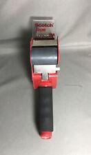 Scotch Tape 3m Red Metal Shipping Packing Tape Gun Dispenser