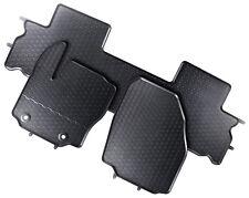 Gummimatten Gummi Fußmatten für Ford S-Max 1 I 2006-2015 Original Qualität