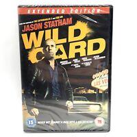 Wild Card Extended Edition DVD Action Movie Jason Statham Tucci Vergara Heche