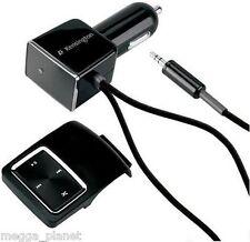 KENSINGTON Bluetooth HANDS FREE Car Kit K33428EU AUX Port Connection - USB -