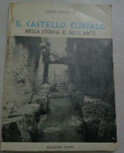 IL CASTELLO EURIALO NELLA STORIA E NELL'ARTE DI LUIGI MAUCERI 1980