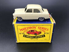 Matchbox Moko Lesney 33 Ford Prefect - Mint In Mint Box