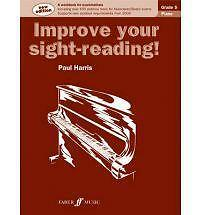 Piano: Grade 5 (Improve Your Sight-reading!) (Paperback), Harris 9780571533053