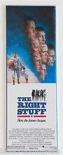 The Right Stuff FRIDGE MAGNET insert movie poster astronaut space