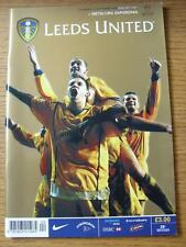 19/09/2002 Leeds United v Metalurg Zaporizhia [UEFA Cup] (Item in very good cond