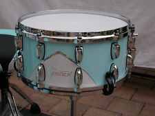 BRAND NEW!!! GRETSCH '57 RENOWN 6.5X14 MOTOR CITY BLUE SNARE DRUM for SET #G483