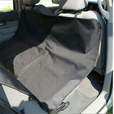 Dr. Fish's Pet Gear  Black Dog Cat Pet Car Truck Seat Cover Hammock Carpet Mat