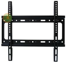 "Universal Slim LCD LED TV Wall Mount Stand Bracket 22"" 26"" 32"" 42"" 55"" inch"