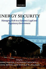 Regulating Energy and Natural Resources  Barry Barton Oxford University Press
