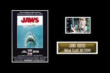 Jaws Mini Filmcell Robert Shaw Fcs2046b