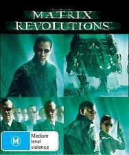 Matrix Revolutions (Blu-ray, 2009, 2-Disc Set)