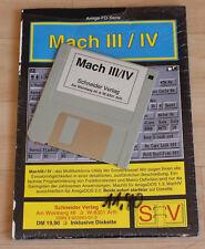 Mach III/IV (Amiga) Neuf!