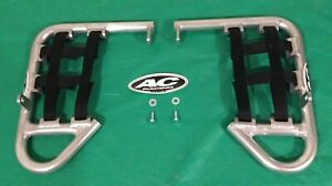 AC Racing Nerf Bars Suzuki LT80 Kawasaki KFX80 All Years