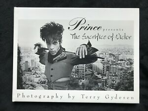 Prince - The Sacrifice of Victor Book by Terry Gydesen - Rare SEALED!!