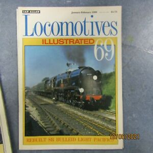 Issues 69 of LOCOMOTIVES ILLUSTRATED