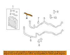 BMW OEM 11-16 535i xDrive 3.0L-L6 Oil Cooler-Mount Bracket 17117583120