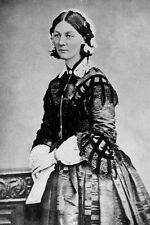 New 5x7 Photo: English Nurse Florence Nightingale, Founder of Modern Nursing