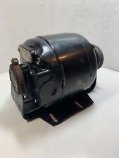 Vintage General Electric Motor Model 5kh45ab178b 1725 Rpm 14 Hp 1ph
