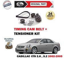 für Cadillac CTS 2.6 3.2 V6 LY9 LA3 2002-2005 ZAHNRIEMEN SPANNROLLE Set