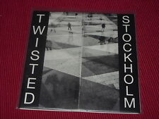 "Twisted:  Stockholm  UK Punk  7""  NEW"