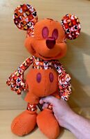 Disney Mickey Memories July Soft Toy Plush Brand New With Tags