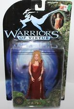 Elysia Collectible Warriors of Virtue Action Figure 1997 Play'em Toys