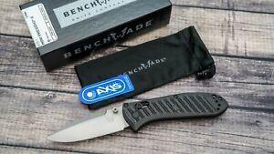 Benchmade Mini Presidio II, CPM-S30V, CF-Elite Scales, 575-1