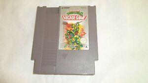 Nintendo nes-game turtles 2
