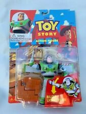 Disney Toy Story Action Figure Buzz Lightyear With Karate Chop ThinkWay NEW